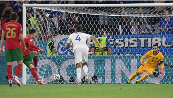 Pikën ndahen, rekordi për Ronaldon, kreu për Francën