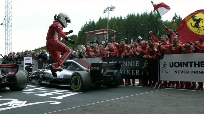 Fitore historike e Vettel