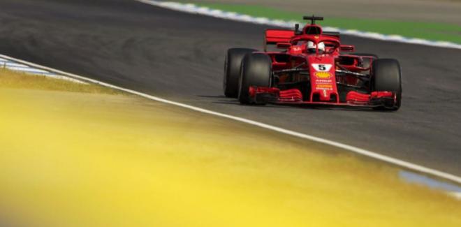 Vettel mund të rinovojë kontratën