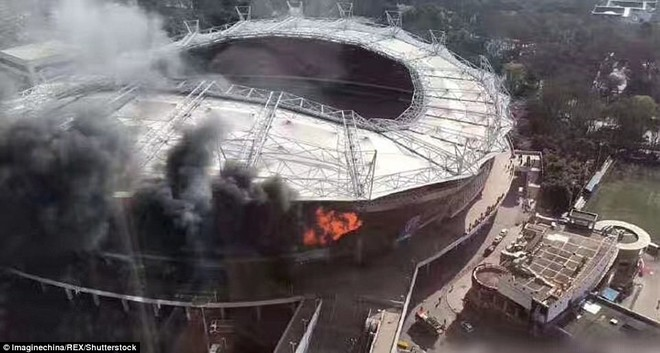 Digjet stadiumi i Shanghait