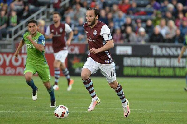 Shkëlzen Gashi, goli i vitit në MLS