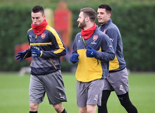Mustafi nesër në formacionin e Arsenalit
