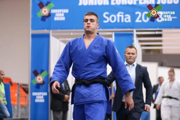 """Shpati Zekaj arrin finalen në """"European Open"""""""