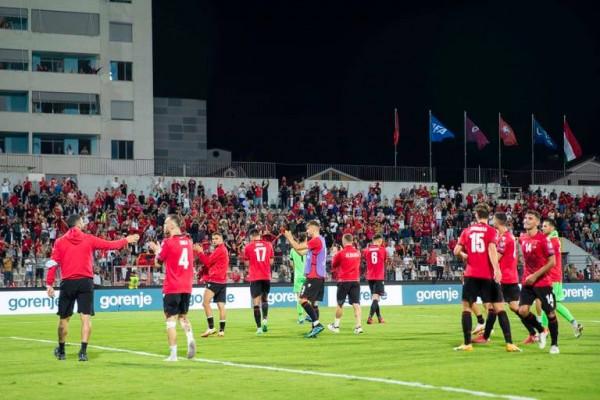 Notat e futbollistëve: Shqipëria - Hungaria