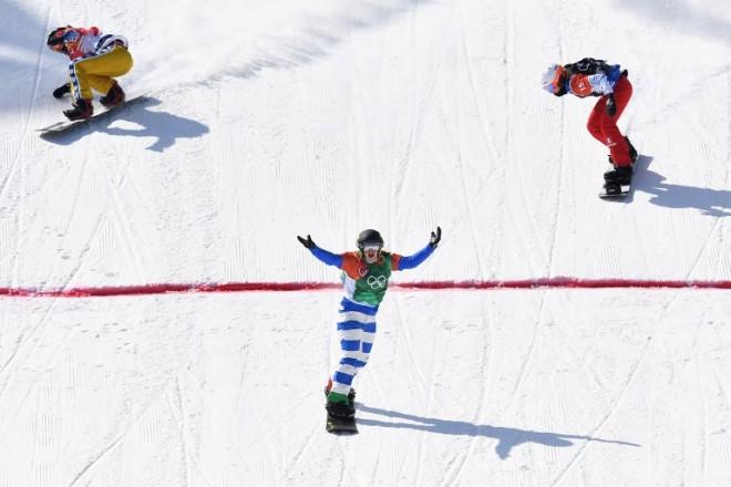 Moioli kampione olimpike
