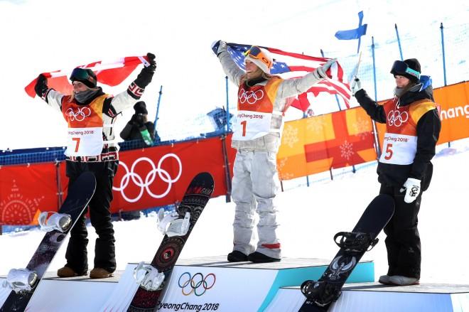 Anderson përsërit suksesin nga Sochi