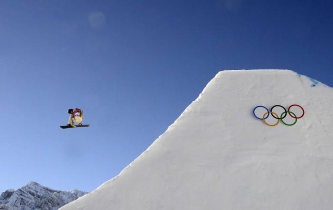 Abetare Olimpike: Snoubord