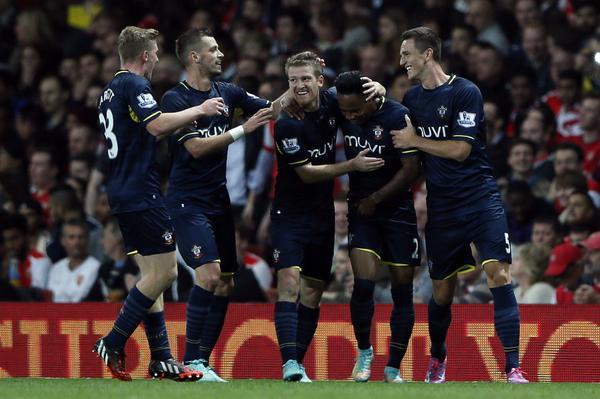 Southampton prish serinë e Man Utd
