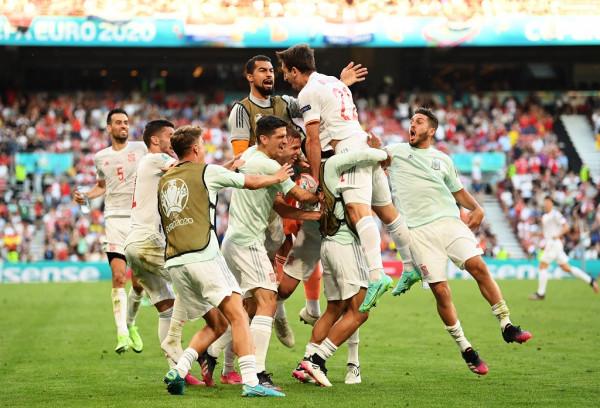 Notat e futbollistëve: Kroacia - Spanja