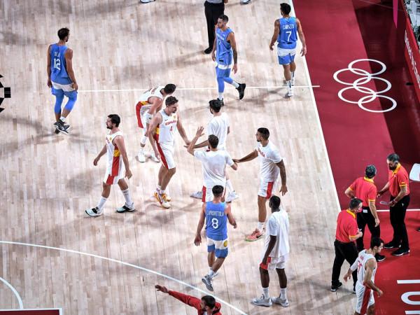 Edhe Spanja kualifikohet në çerekfinale