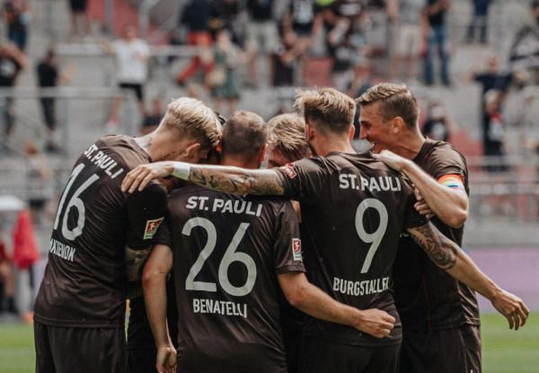 St.Pauli me super golin e Paqaradës, hap stinorin me fitore