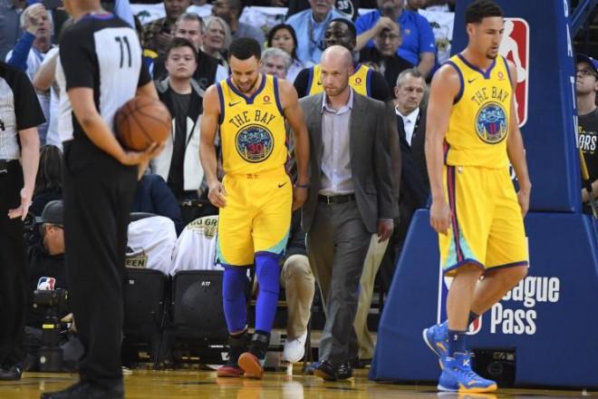 Lëndohet Stephen Curry