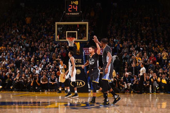 E 11-ta për Warriorsin