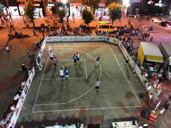 Mësohen finalistët nga tre qytetet e para për Streetball