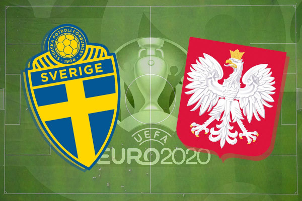 Formacionet zyrtare: Suedia - Polonia