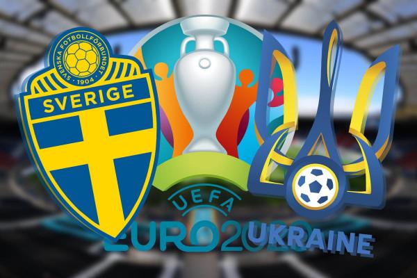 Formacionet zyrtare: Suedia - Ukraina