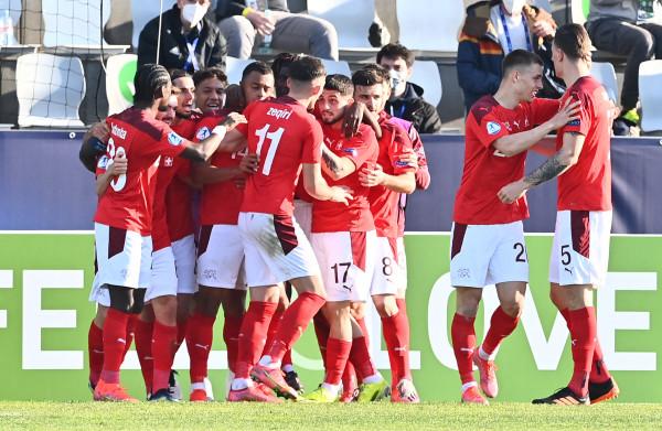 Zvicra U21 e nis me fitore Evropianin, e mposhtë Anglinë me asistin e Imerit