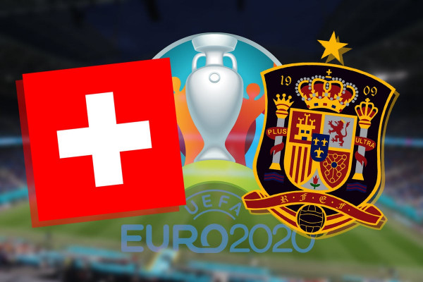 Formacionet zyrtare: Zvicra - Spanja