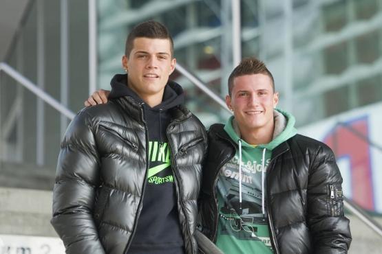Vëllezërit Xhaka do të luajnë për Kosovën