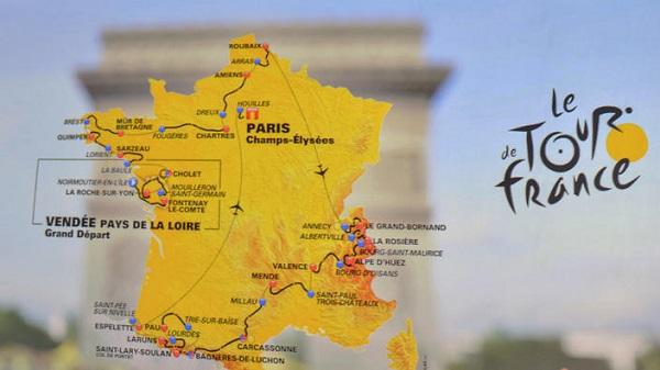 Përmbledhja e Tour'it dhe kërcënimi i ekipit