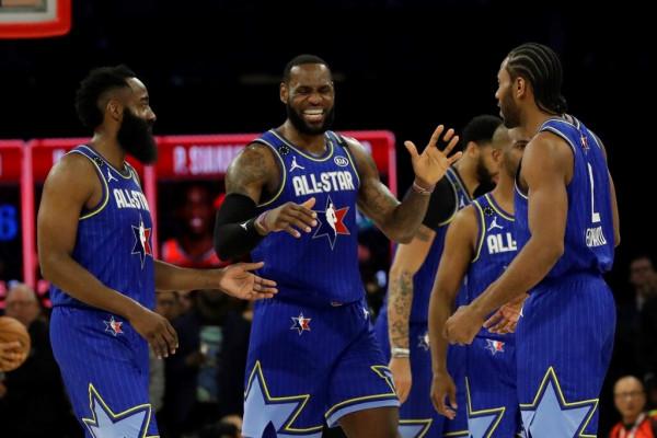 Skuadra e LeBronit fiton ngushtë All Starin 2020