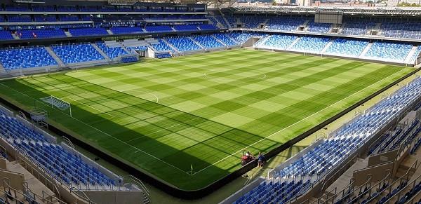 Feronikeli luan në stadiumin më të ri në Evropë