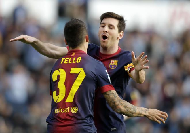 Real Betis transferon mesfushorin e Barcelonës