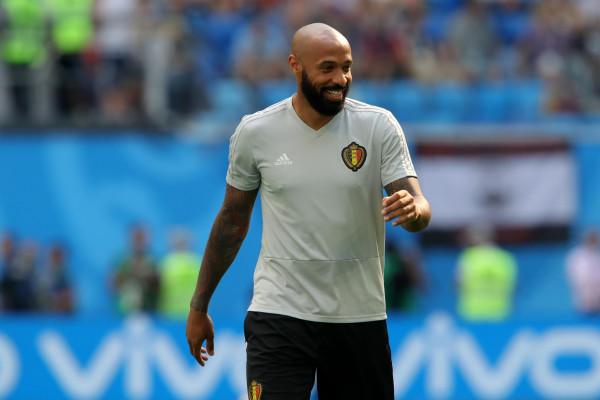 Thierry Henry rikthehet në Belgjikë