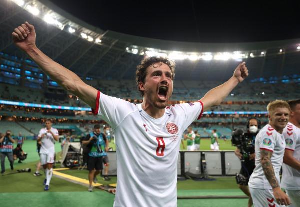 Notat e futbollistëve: Republika Çeke - Danimarka
