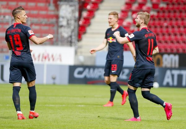 Werner show, Leipzig fiton pas 3 barazimeve