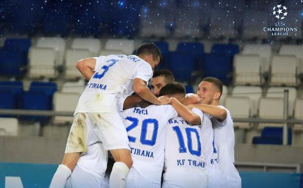 Tirana zyrtarizon Hotin