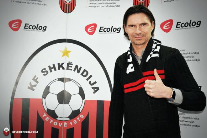 Shkëndija ka trajnerin më të paguar në histori të Maqedonisë