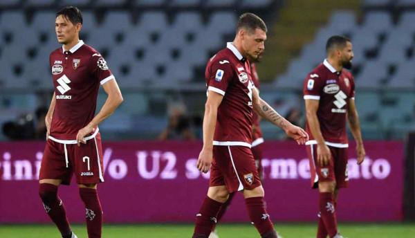 Shtatë të infektuar tek skuadra e Torinos