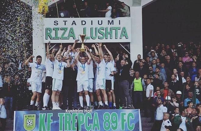 Afrohet data kur Trepça'89 mëson rivalin në Ligë të Kampionëve