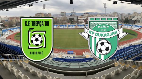 Trepça '89 - Dukagjini, caktohet orari i ndeshjes së barazhit