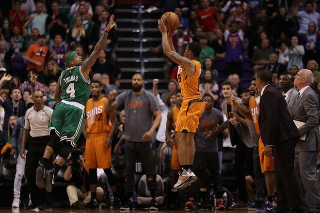 Celtics ia dhuron fitoren Sunsit