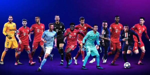 UEFA nominon më të mirët për 2019/20