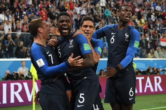 Franca finalistja e parë
