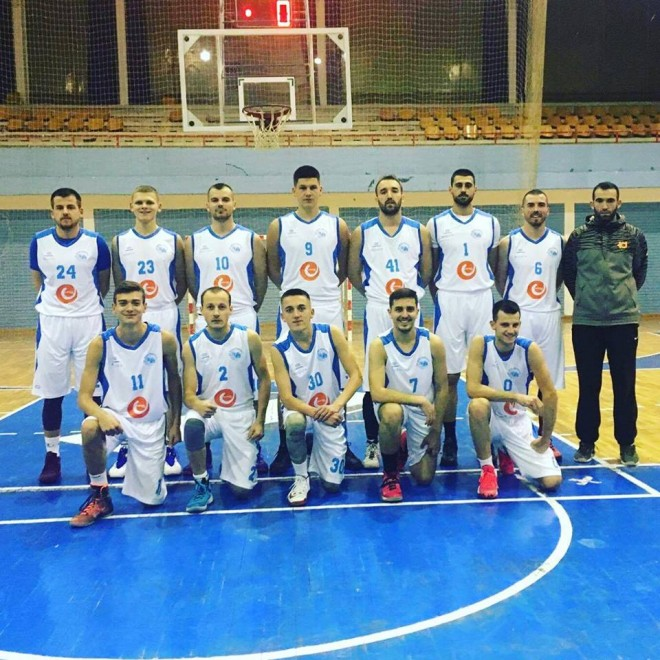 United Basketball kampion vjeshtor