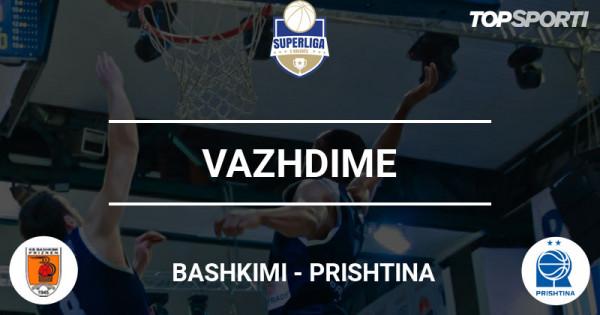 Ndeshja Bashkimi - Prishtina shkon në vazhdime