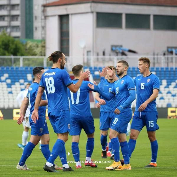 Test i lehtë për Kosovën, Muriqi i shfryhet San Marinos me 4 gola