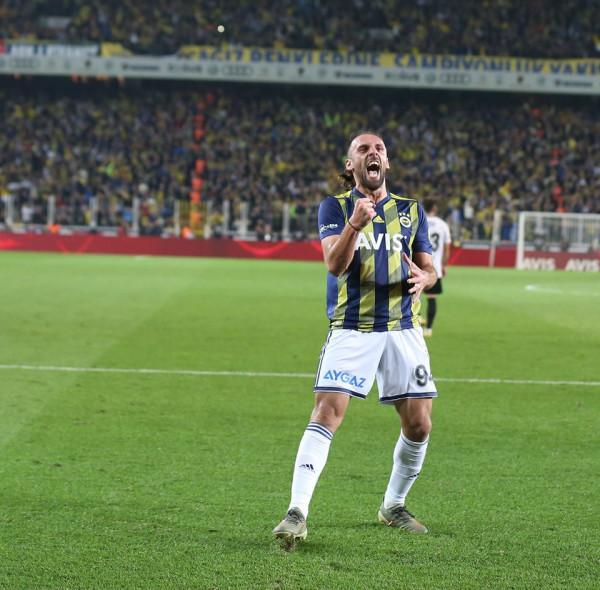 Vedat Muriqi përsëri vendimtar! Asist dhe gol në fitore