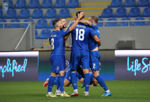 Notat e futbollistëve: Kosova - Greqia