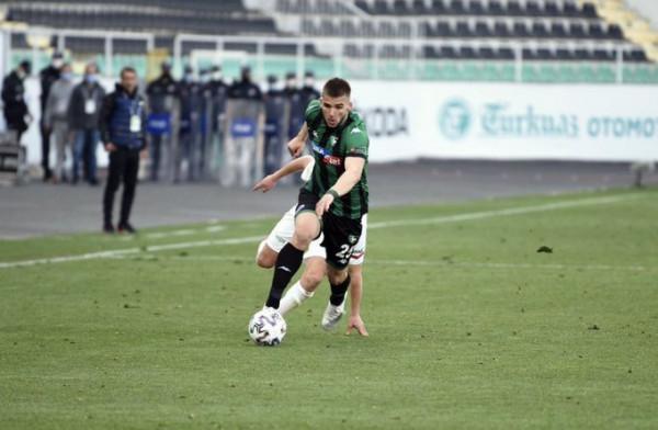 Veton Tusha për herë të parë titullar në Superligën turke