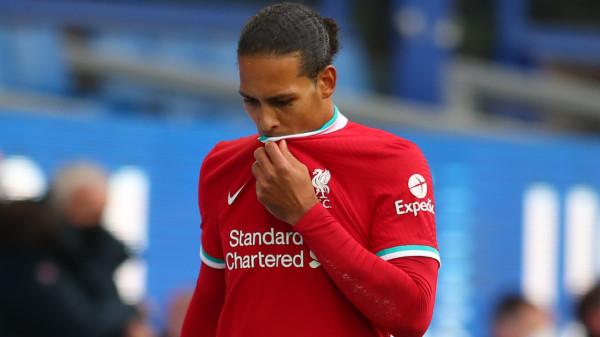 Lajm i mirë për Liverpoolin, Van Dijk pranë rikthimit
