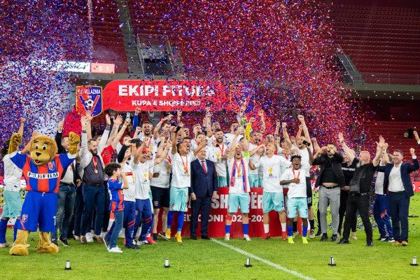 Pas 13 vitesh vjen Kupa e Shqipërisë