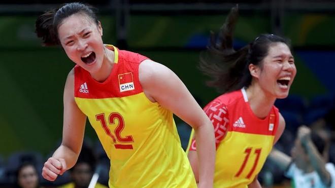 Kinezet kampione olimpike
