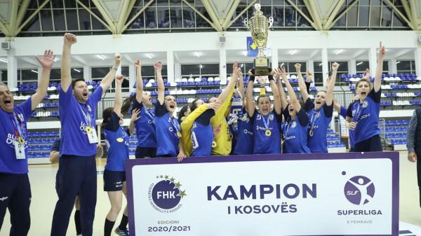 Vushtrria kampione e Kosovës