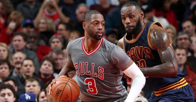 Wade dhe James bashkohen përsëri