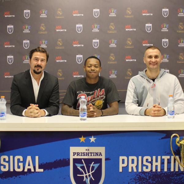 Wendell premton përkushtim te Prishtina